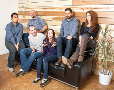 Daylight Studio team