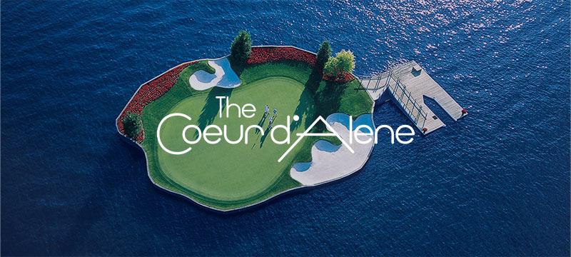 Coeur d' Alene Resort