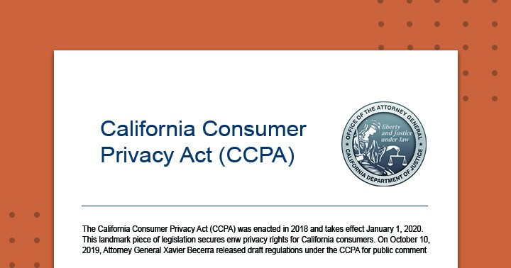 How The New California Online Privacy Law Affects Your Business