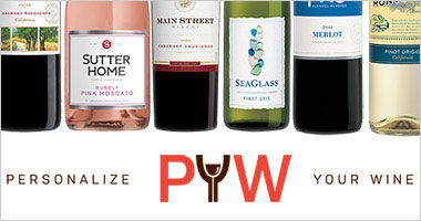 Personalize Your Wine Website Launch