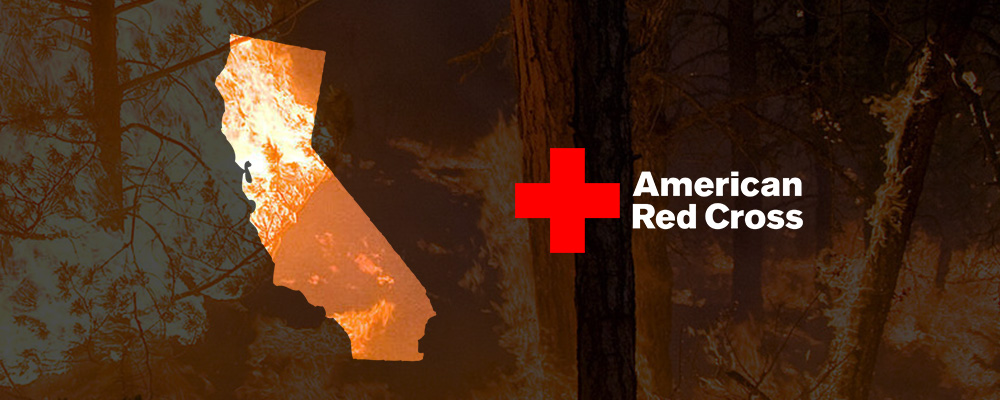 Help us in Napa Valley Wildfire Relief Efforts