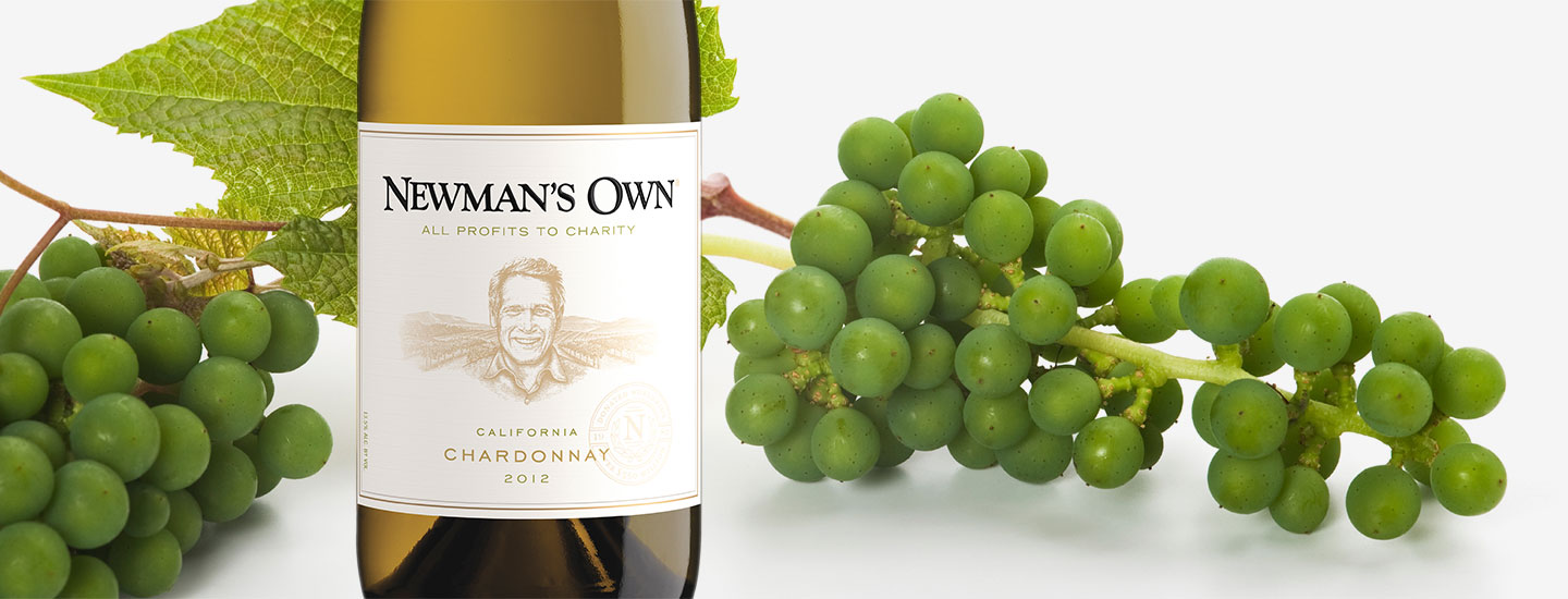 Newmans own wine website design